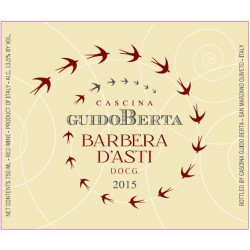 Cascina Guido Berta 2015