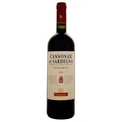 Sella & Mosca Cannonau Riserva 2012